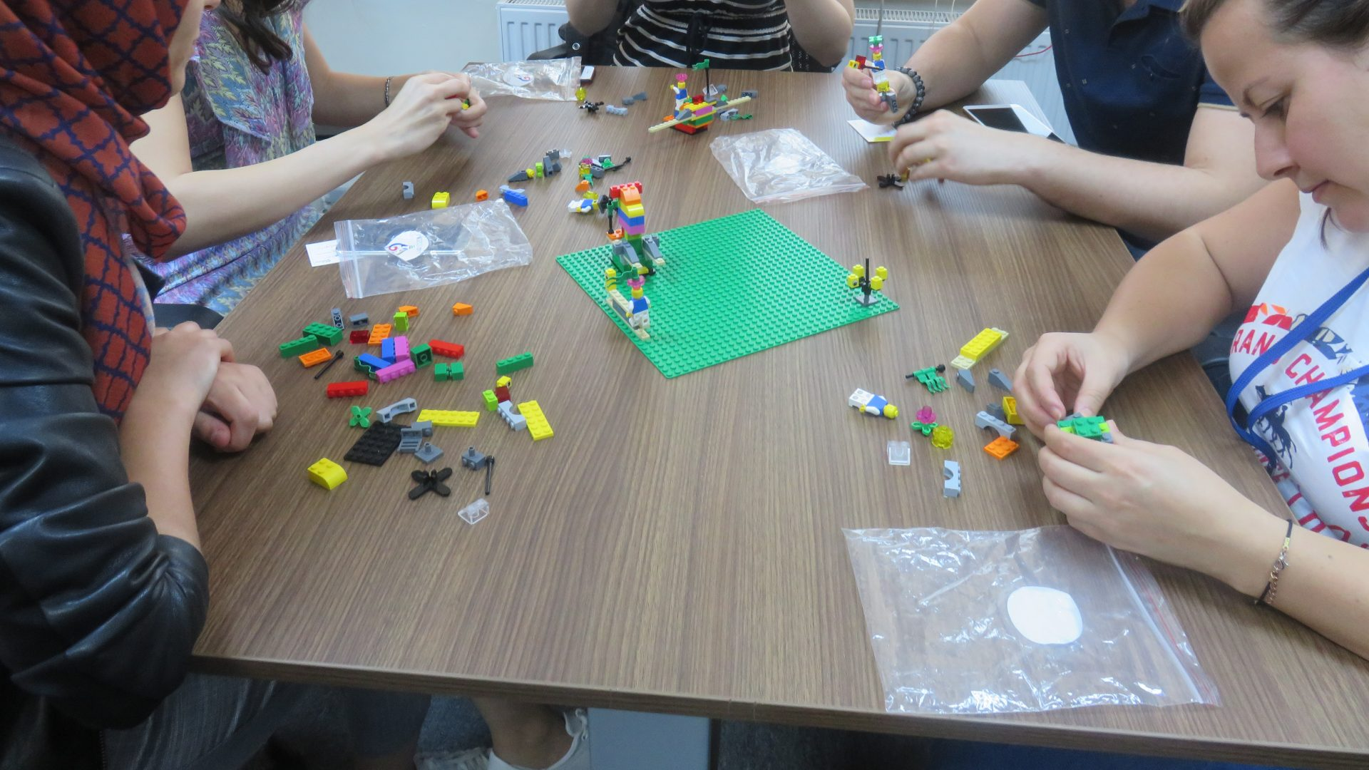 LEARN FACILITATE LEGO SERIOUS PLAYTURKEY