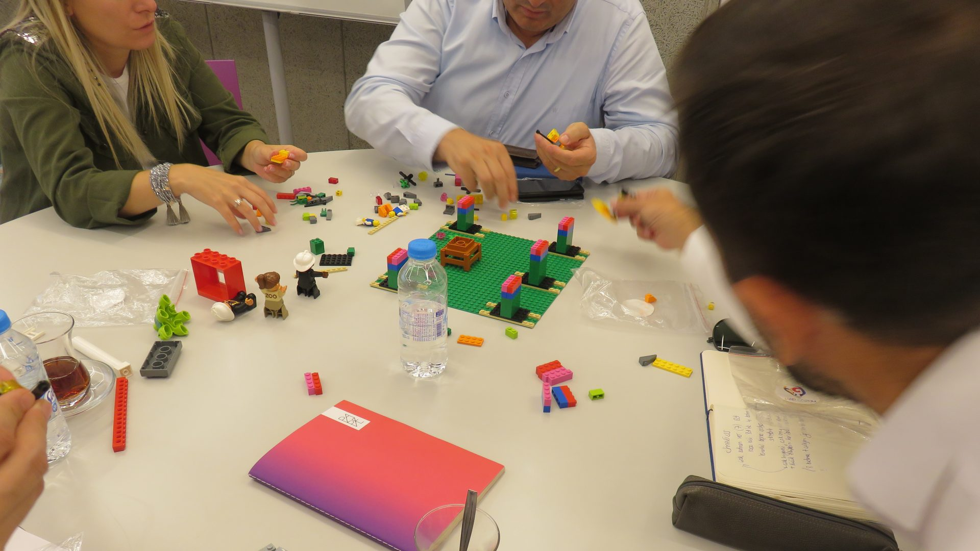 GET CERTIFIED LEGO SERIOUS PLAY METHODS